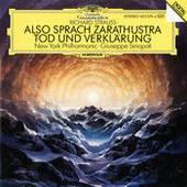 Strauss, R.: Also sprach Zarathustra, Op. 30; Tod und Verklärung, Op.24 Songs