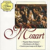 Serenata, Divertimento Y Concierto De Mozart Songs