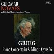 Piano Concerto In A Minor, Op. 16 Songs