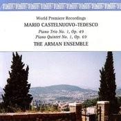 Chamber Music Of Castelnuovo-Tedesco Songs