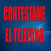 Contestame El Telefono (Cover Version) Song