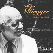 Wallingford Riegger: Music For Piano And Winds Songs