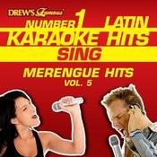 Drew's Famous #1 Latin Karaoke Hits: Sing Merengue Hits, Vol. 5 Songs