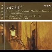 Mozart: Eine Kleine Nachtmusik, Posthorn Serenade & Serenata Notturna Songs