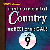 Instrumental Country: The Best Of The Gals, Vol. 9 Songs