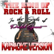 The King Of Rock & Roll (In The Style Of Prefab Sprout) [Karaoke Version] - Single Songs