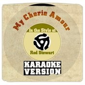 My Cherie Amour (From New Album 'soul Book') [In The Style Of Rod Stewart] [Karaoke Version] Song