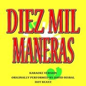 Diez Mil Maneras (Originally Performed By David Bisbal) [Karaoke Version] Songs