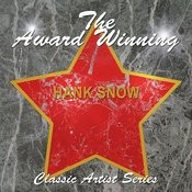 The Award Winning Hank Snow Songs