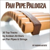 Pan Pipe Palooza (30 Tracks By Andean All-Stars On Pan Pipes & Strings) Songs