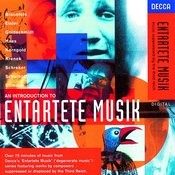 An Introduction To Entartete Musik Songs