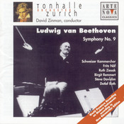 Beethoven: Symphony No. 9 Songs
