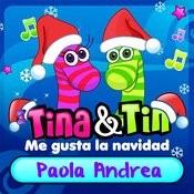 Me Gusta La Navidad Paola Andrea Songs