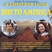 Serie de Colección 15 Auténticos Éxitos Dueto América Songs