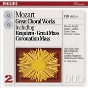 Mozart: Great Choral Works Songs
