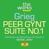 Grieg: Peer Gynt, Op.23 - Incidental Music - No. 16 Anitra's Dance Song