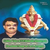 Golden Voice Of S. P. Balasubrahmanyam - Devotional Songs On Lord Ayyappa Songs