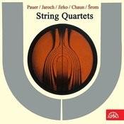 String Quartet No. 3: IV. Grave Song