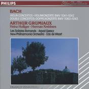 Bach, J.S.: Violin Concertos; Double Concertos Songs