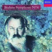 Brahms: Symphony No.4/Handel Variations & Fugue Songs