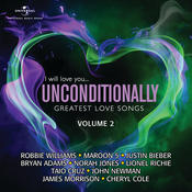 I Will Love You…Unconditionally, Vol. 2 Songs