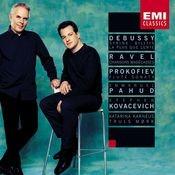 Pahud plays Debussy, Ravel & Prokofiev Songs