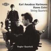 Hartmann & Eisler: String Quartets Songs