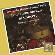 Concentus Musicus -  Live at the Holland Festival, 1973 Songs