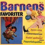 Barnens favoriter 4 Songs