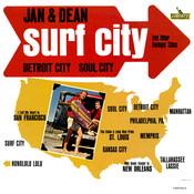Surf City And Other Swingin' Cities Songs