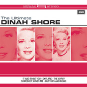 The Ultimate Dinah Shore Songs