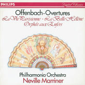 Offenbach: Overtures - La belle Hélène etc. Songs