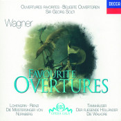 Favourite Overtures Songs