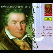 Beethoven The Late Quartets Songs