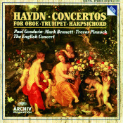 Haydn: Concertos for Oboe, Trumpet & Harpsichord Songs