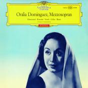 Oralia Dominguez Mezzo Soprano Recital Songs
