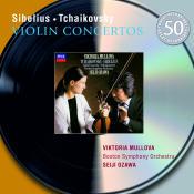 Tchaikovsky & Sibelius Violin Concertos Songs