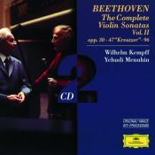 Beethoven The Complete Violin Sonatas Vol Ii Songs
