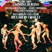 Orff Carmina Burana Songs
