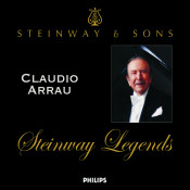 Claudio Arrau Steinway Legends Songs