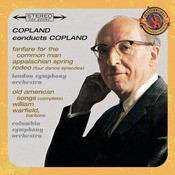 Copland Conducts Copland - Expanded Edition (Fanfare For The Common Man, Appalachian Spring, Old American Songs (Complete), Rodeo: Four Dance Episodes) Songs