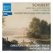 Schubert: Songs To Poems By Goethe Songs