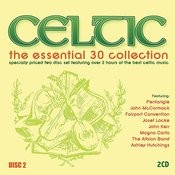 Celtic: The Essential 30 Collection, Disc 2 Songs