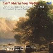 Weber: Clarinet Quintet in B flat major Op.34, Flute Trio in G minor Songs