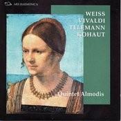 Weiss / Vivaldi / Telemann / Kohaut: Quintet Almodis Songs