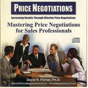 Price Negotiations for Sales Professional Songs