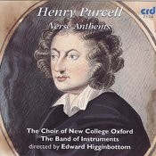 Purcell: Verse Anthems Songs