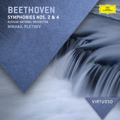 Beethoven: Symphonies Nos.2 & 4 Songs