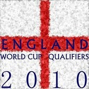 England: World Cup Qualifiers 2010 Songs