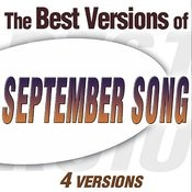 September Song - Eydie Gorme Version Song